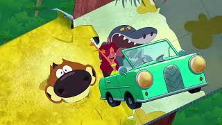Zig & Sharko -  🐸 CARS FUN 🏎 COMPILATION 2019 #KIDS