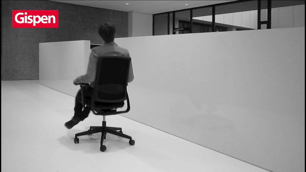 Gispen Zinn Bureaustoel.Gispen Zinn Smart Bureaustoel