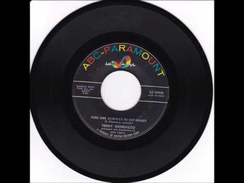 1959 Teddy Randazzo You Are Always In My Heart (Siempre En Mi Corazon)