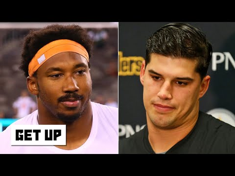 Myles Garrett will argue Mason Rudolph provoked him in his suspension appeal | Get Up