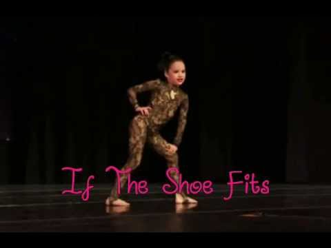 Mackenzie Ziegler- The Perfect Fit (If The Shoe Fits) FULL SONG SEASON 3