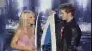 Justin Timberlake and Britney Spears-Apologise