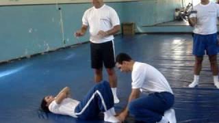 Abdominal teste de capacitação física pmmg