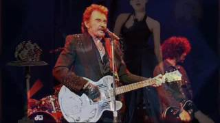 JOHNNY HALLYDAY cure de  blues