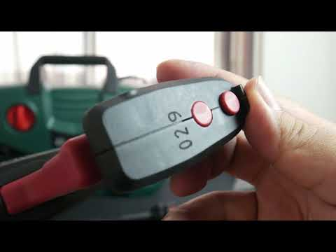 Unboxing - Bosch EasyAquatak 120 Pressure Washer