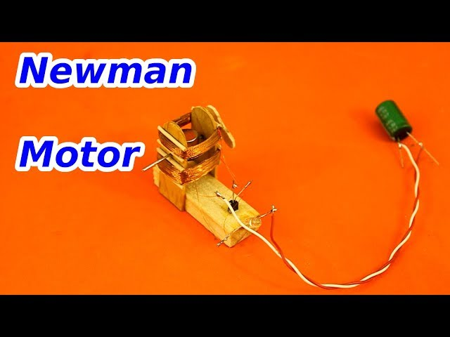Newman Motor - YouTube on