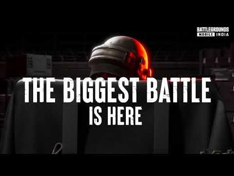 Battleground Mobile India Series 2021 – Tournament- Official Trailor