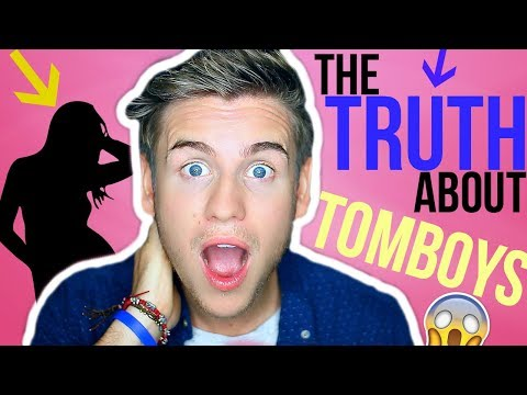 WHAT GUYS THINK OF TOMBOYS!