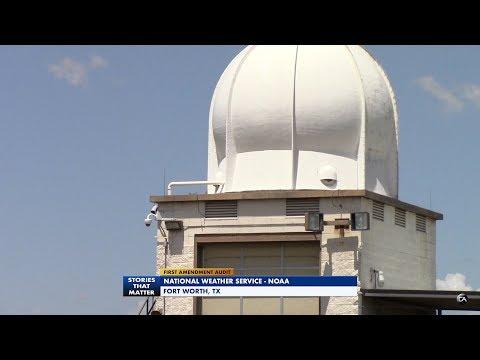 First Amendment Audit - National Weather Service - NOAA