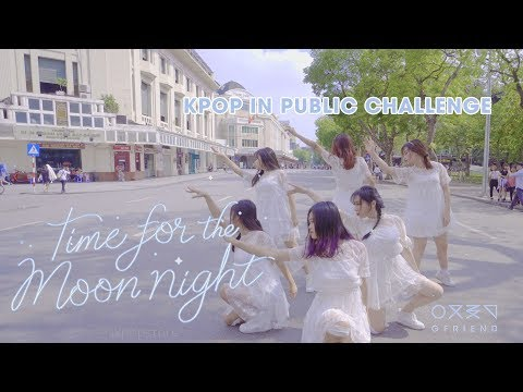 [KPOP IN PUBLIC] GFRIEND(여자친구)   Time for the moon night(밤) Dance Cover By M.S Crew From Vietnam