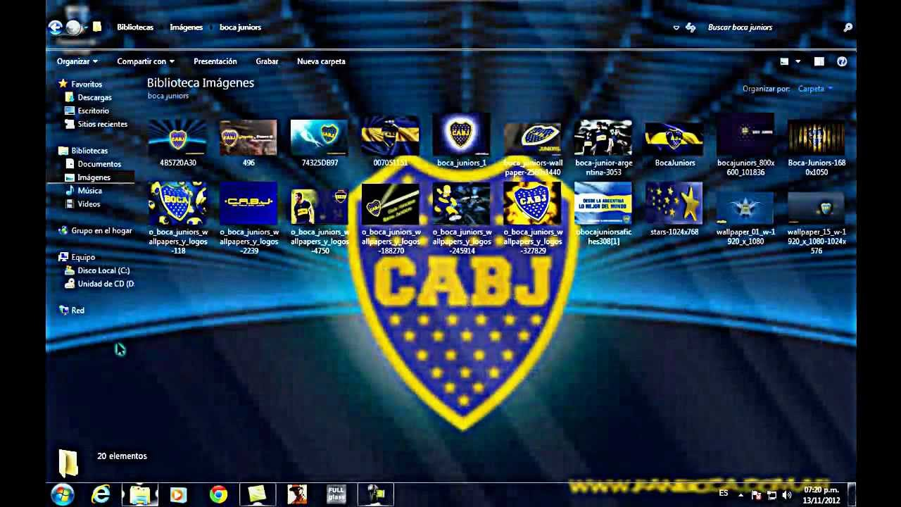 Descargar Wallpapers De Boca Juniors HD