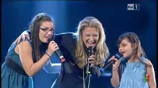 Anastacia Medley Pieces Of A Dream Live Ti Lascio Una Canzone 2011