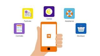 Application Orange Pro, mon Espace client Pro toujours avec moi