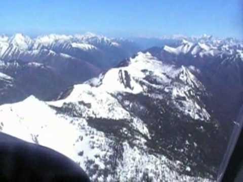 1st flight to Schafer 2008