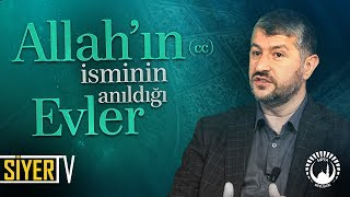 Allah'ın (cc) İsminin Anıldığı Evler | Muhammed Emin Yıldırım