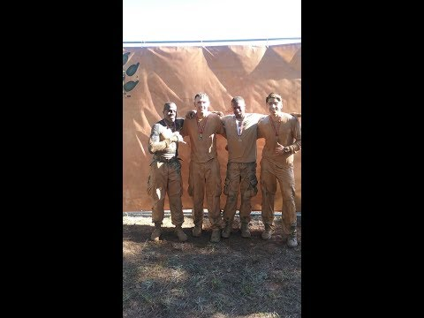 Fort Gordon Marine Mud Challenge 2017