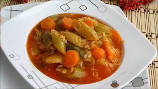 Pırasa Yemeği Nasıl Yapılır - Zeytinyağlı Pırasa Yemeği Tarifi - Sulu Sebze Yeme