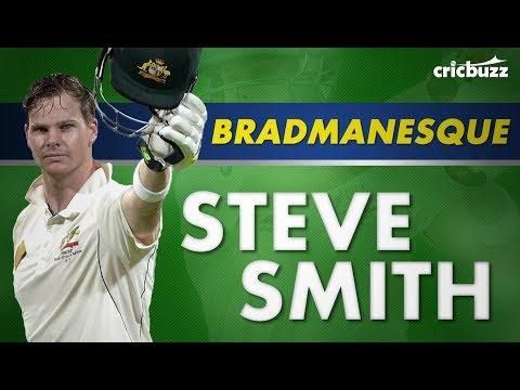 Steve Smith: Next only to Don Bradman?