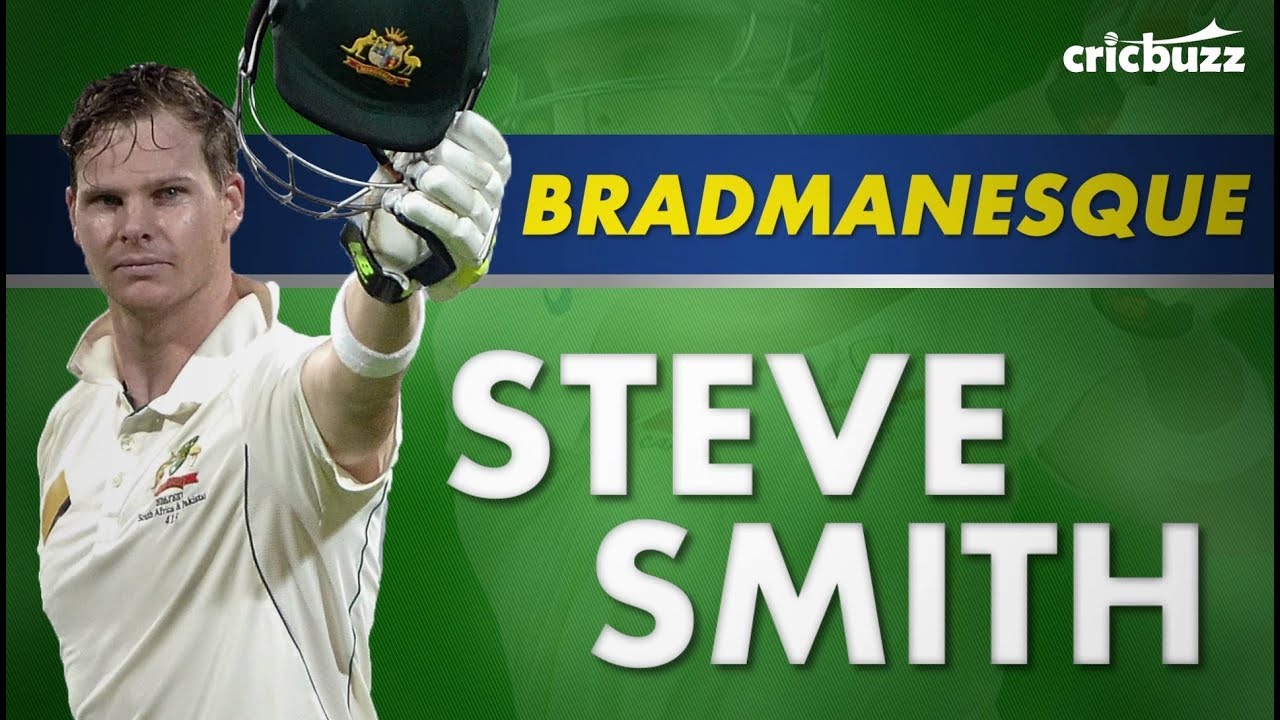 Steve Smith: Next only to Don Bradman?