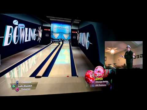 High Velocity Bowling with Playstation Move