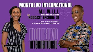 M.I. W.I.L.L. Podcast -- Series 1 Episode 1: Purpose, Identity, and Lifestyle with Paula Bruce
