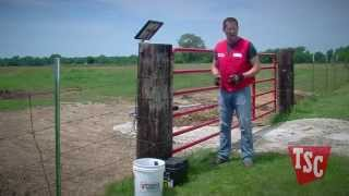 How to Install an Automatic Gate Opener