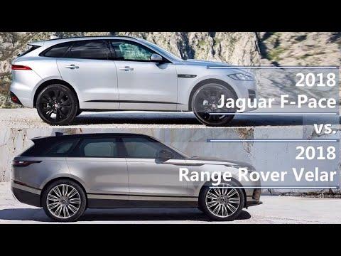 2018 Jaguar F-Pace vs 2018 Range Rover...