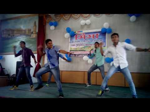 khoka Babu Jai lal juto paye.Group dance choreography.Roky