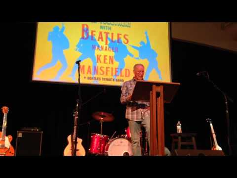 Beatles Apple Records Manager Ken Mansfield - Part 10
