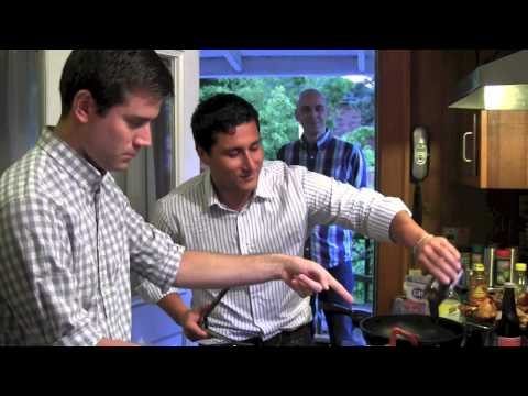 Chef Nate And Chef Justin Cook: Lobster In Black Bean Sauce