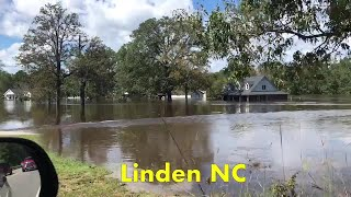 RAW VIDEO: Flooding in Linden