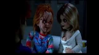 Seed of Chucky meeting shitface (Glen)