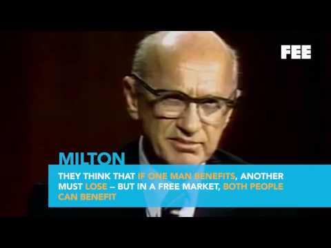 Bernie vs. Milton - Can Socialism Solve America