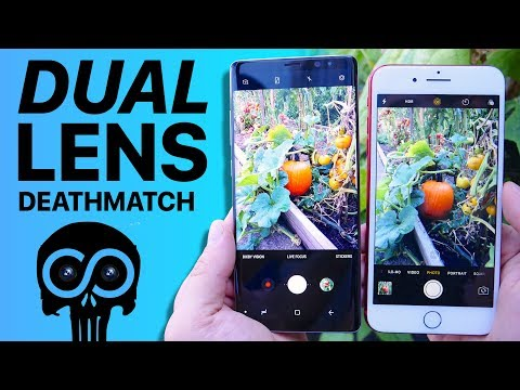Download Youtube: Samsung Galaxy Note 8 Camera Test vs iPhone 7 Plus!