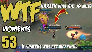Mobile legends WTF | Funny moments 53