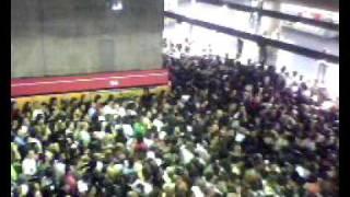 Metrô Sé em 03-02-2010
