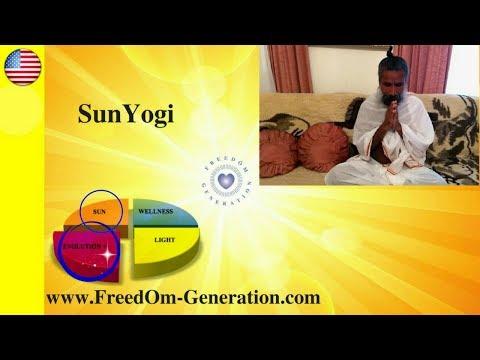FreedÔm Generation : Sunyogi Umasankar (Sunyoga Master, Universal Peace Center)