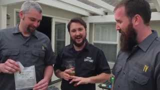 Brewing with Wil Wheaton on Brewing TV - Part 2