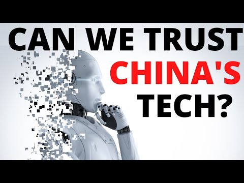 China is Overtaking America in AI Technology | Can China be Trusted?