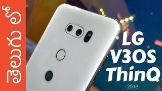 видео LG V30S ThinQ – слегка обновленный флагман с акцентом на ИИ