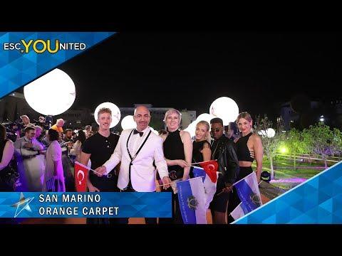 Orange Carpet: Serhat - Say Na Na Na (San Marino)