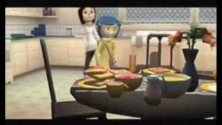 Coraline (Wii) - Trailer