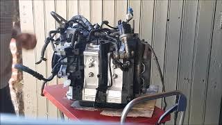 11 05 2018 suite habillage moteur MAZDA RX8 THOMAS BALDYS UKARS