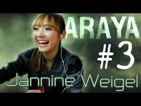 ARAYA - Jannine Weigel (พลอยชมพู) Part 3 [Speaking Thai]