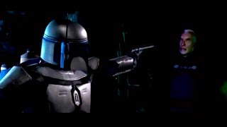 BOUNTY HUNTER A Star Wars Movie: Jango Fett recruited by Count Dooku ( Expanded Universe )