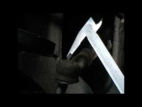 Советы по замене рулевых наконечников (на примере AUDI 100 C3). И качество новых запчастей.
