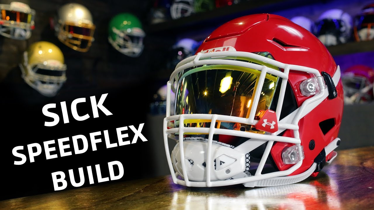 927a47fa SpeedFlex Gets Tricked Out | Your Helmet, Your Way | 2018 ...