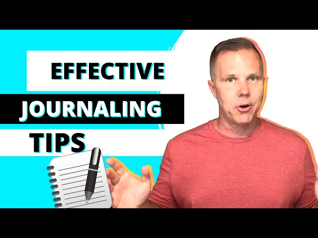 Episode 16 | Effective Journaling Tips | Leadership in a Nutshell Podcast