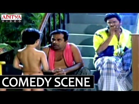 Kshemanga Velli Labanga Randi Comedy Scenes - Brahmi & Rajendra Prasad Comedy