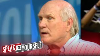Terry Bradshaw's expectations for Dak Prescott's playoff debut | SPEAK FOR YOURSELF